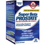 Super Beta Prostate Dietary Supplement with Beta Sitosterol and Vitamin D3 Softgels, 60 count