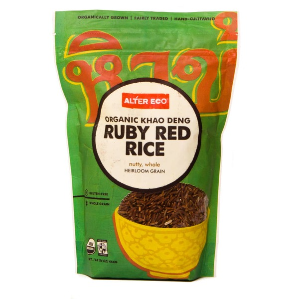 Alter Eco Organic Khao Deng Ruby Red Rice