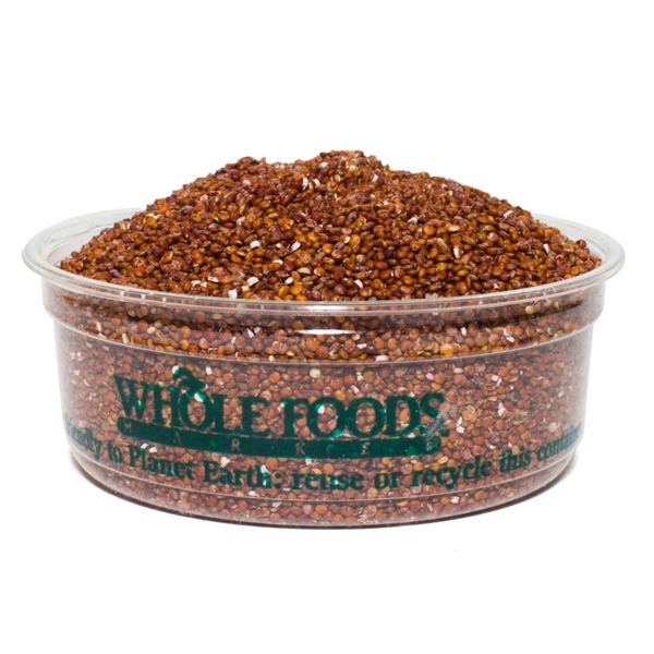 Alter Eco Organic Red Quinoa, Bulk