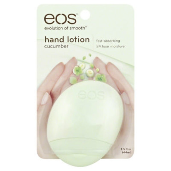 EOS Cucumber Purse Pack Hand Lotion