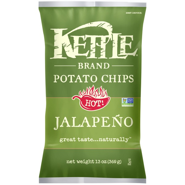 Kettle Brand® Jalapeno Potato Chips