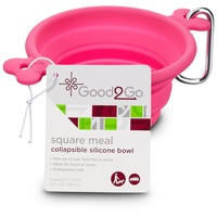 Good2 Go Collapsible Silicone Bowl for Pets