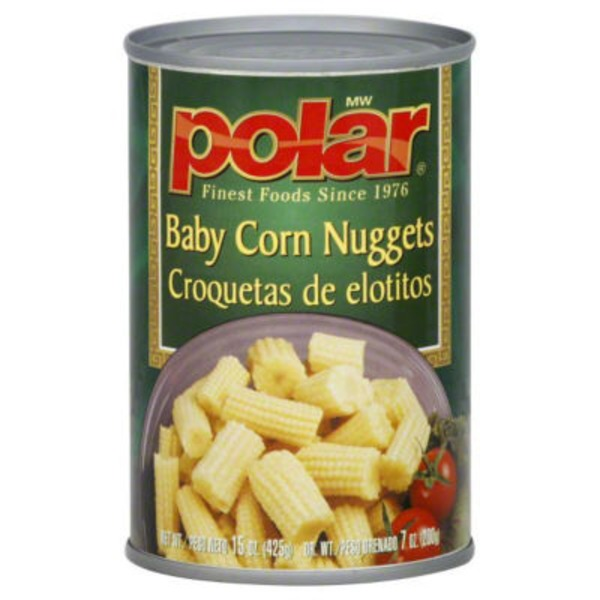 Polar Baby Corn Nuggets