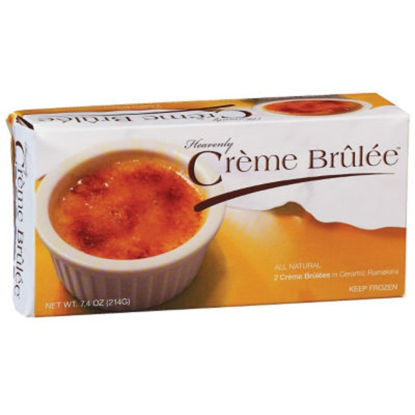 Heavenly Creme Brulee 2 Inch Ceramic Ramekins