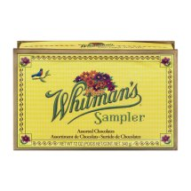 Whitman's Sampler Assorted Chocolates, 12.0 OZ