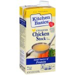 Kitchen Basics Unsalted Chicken Stock, 32 oz