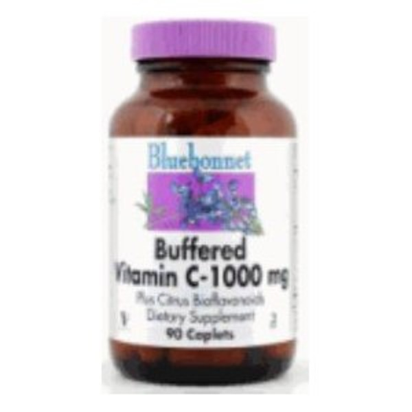 Bluebonnet Buffered Vitamin C 1000 Mg Caplets