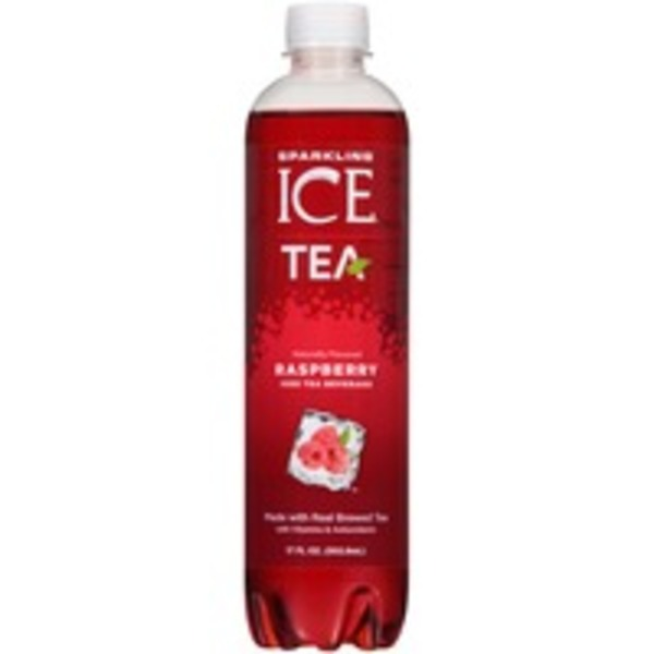 Sparkling ICE Raspberry Iced Tea Beverage