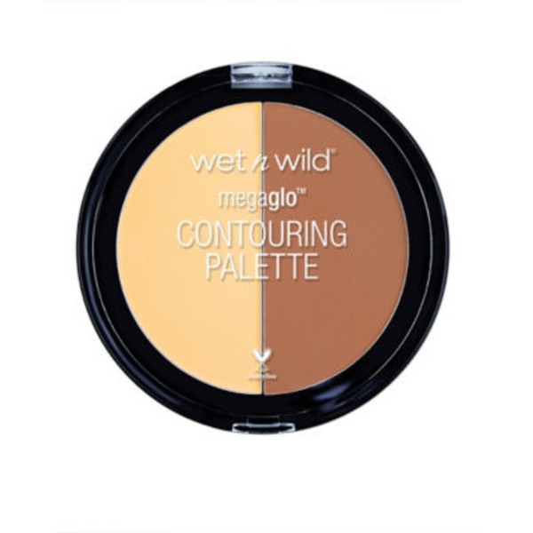 Wet n' Wild Megaglo Contouring Palette Contour 750A Caramel Toffee