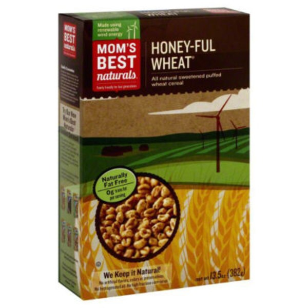 Mom's Best Cereals Honey-Ful Wheat Cereal