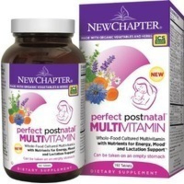 New Chapter Perfect Postnatal