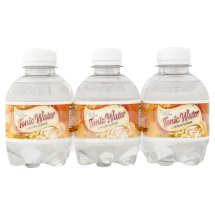Great Value Tonic Water, 6.5 fl oz, 6 Count