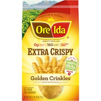Ore Ida Golden Crinkles Extra Crispy French Fried Potatoes