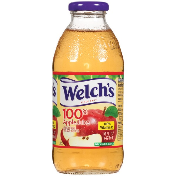 Welch's Apple 100% Juice