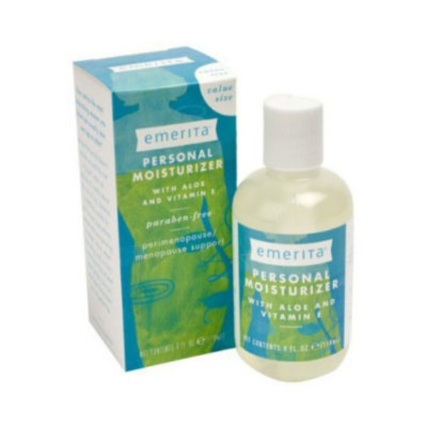 Emerita Personal Moisturizer With Aloe And Vitamin E