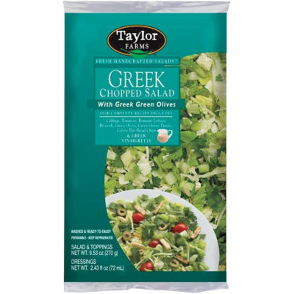 Taylor Farms Greek Chopped Salad