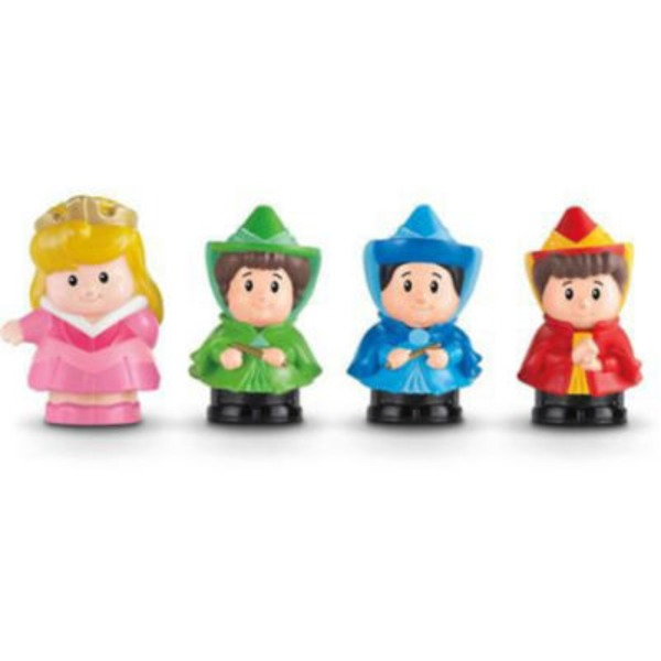 Fisher-Price Little People Disney Princess & Friends Figures