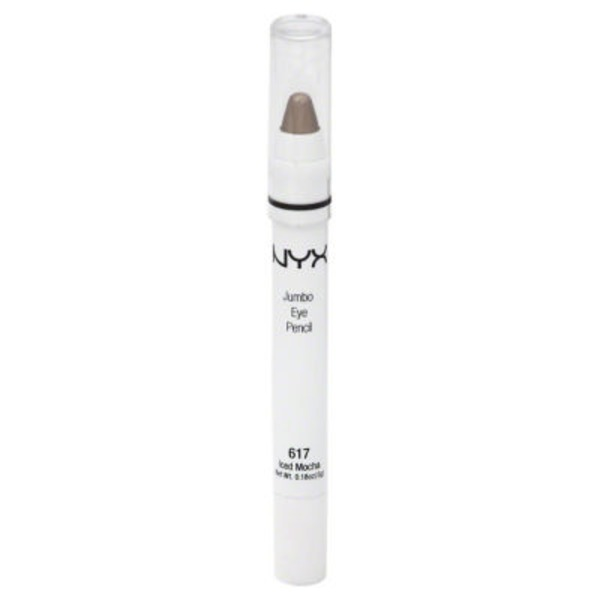 NYX Jumbo Eye Pencil - Iced Mocha