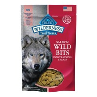 Blue Buffalo Dog Training Treats, Wild Bits, Salmon