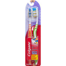 Colgate Wave ZigZag Toothbrush Soft
