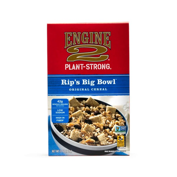 Engine 2 Rips Big Bowl Original Cereal