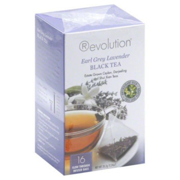 Revolution Brewing Earl Grey Lavender Tea