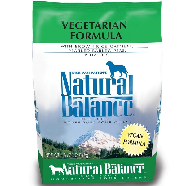 Natural Balance Pet Foods Vegetarian Dog Food