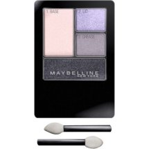 Maybelline New York Expert Wear Eye Shadow Quads, Velvet Crush