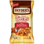 Snyder's of Hanover Pretzel Pieces, Hot Buffalo Wing, 12 Oz
