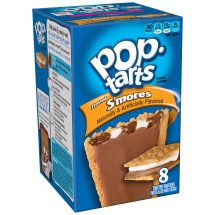 Kellogg's Pop-Tarts Frosted S'mores Toaster Pastries 8 Ct