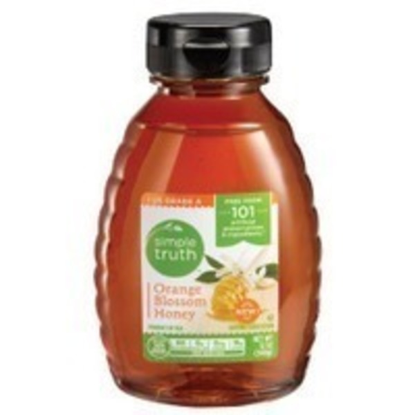 Simple Truth Organic Orange Blossom Honey