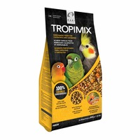 Hari Tropimix Enrichment Food for Cockatiles & Lovebirds
