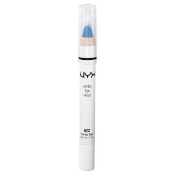 NYX Jumbo Eye Pencil - Electric Blue 622