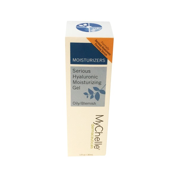 MyChelle Hyaluronic Moisturizing Gel, Serious, Oily/Blemish