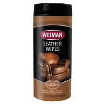 Weiman Leather Wipes, 30 Ct