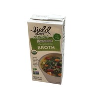 Field Day Organic Low Sodium Vegetable Broth