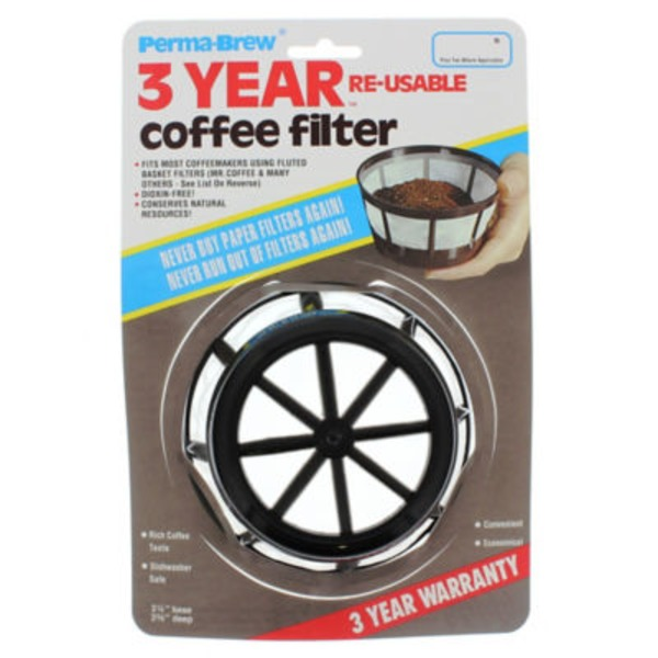 Tops Perma-Brew 3 Year Re-useable Coffee Filter