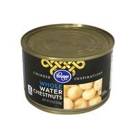 Kroger Water Chestnuts Whole