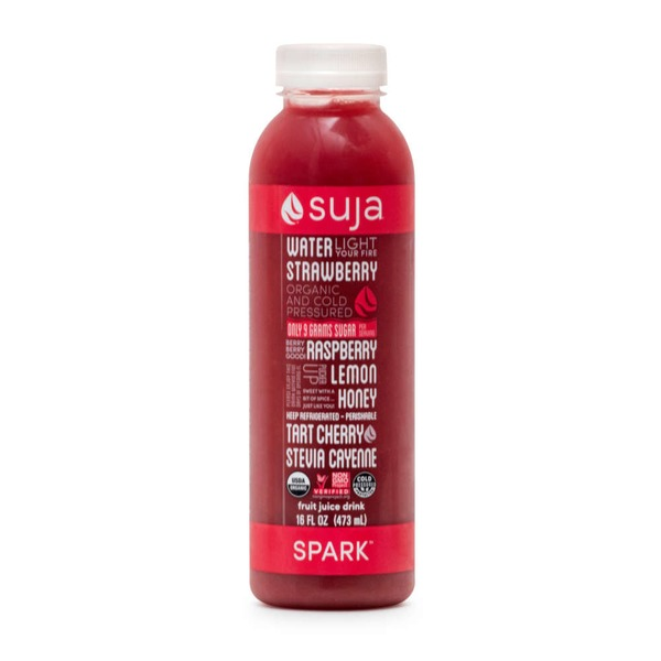 Suja Spark Fruit  Juice Drink