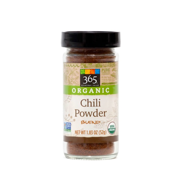 365 Organic Chili Powder Blend