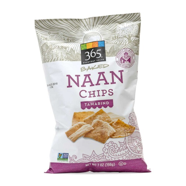 365 Baked Tamarind Naan Chips