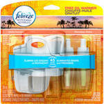 Febreze NOTICEables Hawaiian Aloha Dual Scented Oil Refill   Warmer