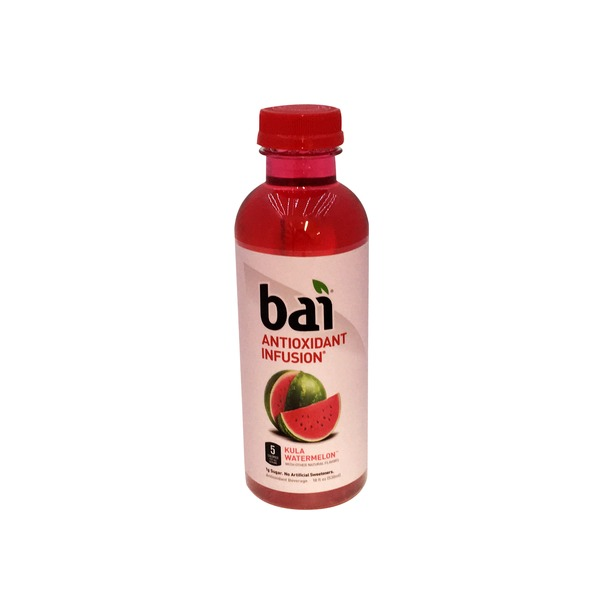 Bai Antioxidant Infusion Beverage Kula Watermelon