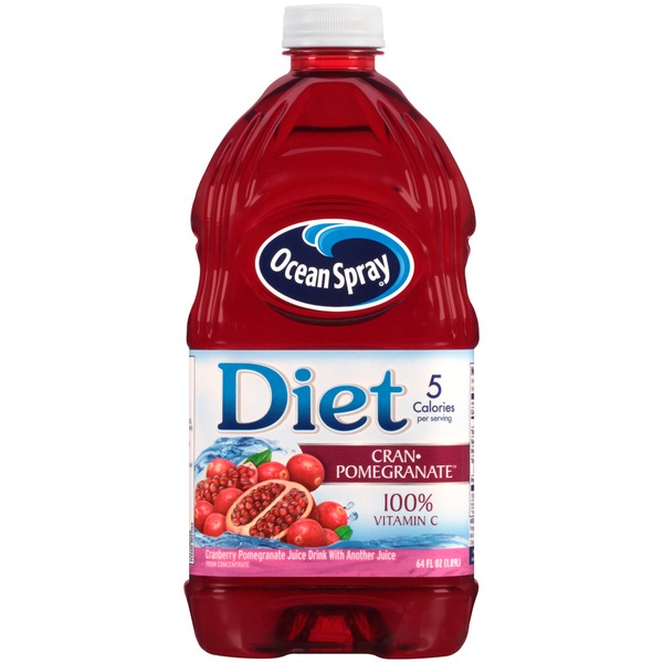 Ocean Spray Diet Diet Cran-Pomegranate Juice Drink