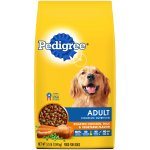 PEDIGREE Adult Complete Nutrition Roasted Chicken, Rice and Vegetable Flavor Dry Dog Food 3.5 Pounds