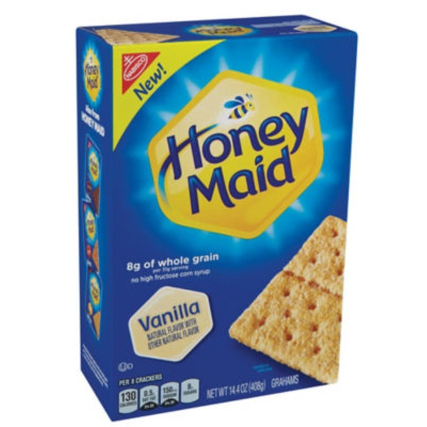 Honey Maid Vanilla Grahams