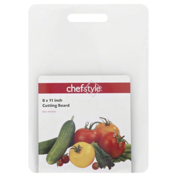 Chef Style 8 X11 Cutting Board