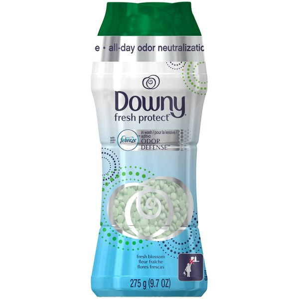 Downy Fresh Protect Downy Fresh Protect Fresh Blossom In-Wash Odor Defense 9.7OZ Fabric Enhancers