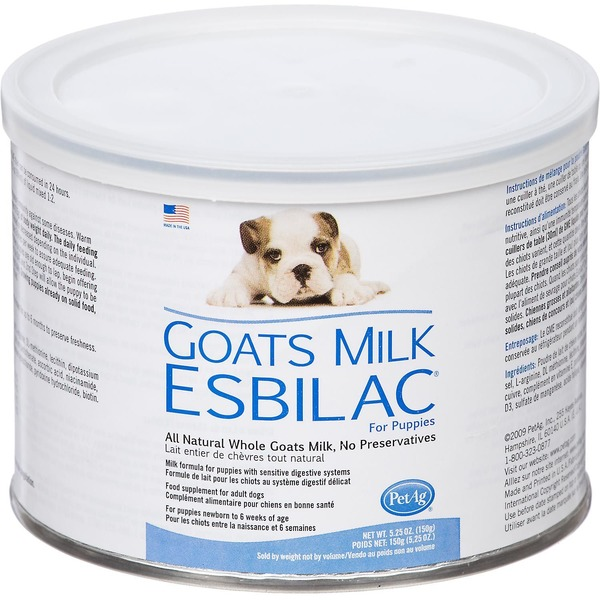 PetAg Goats Milk Esbilac Powder For Puppies