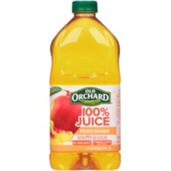 Old Orchard 100% Juice Peach Mango Juice